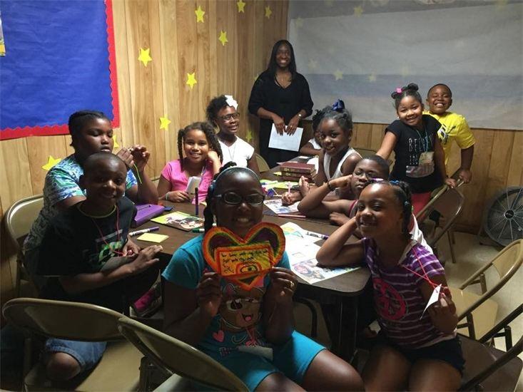 Vacation Bible School Starrville