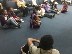 Children seated 2
