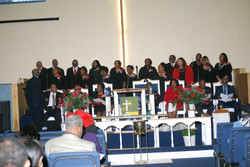 Holsey Monumental Anniversary Choir