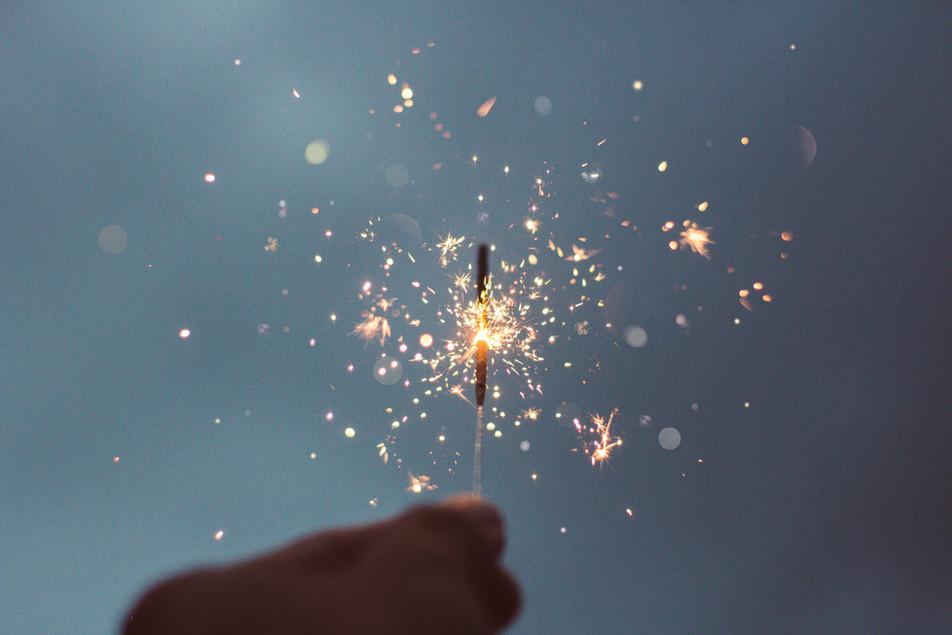 The Key to Sparking Joy