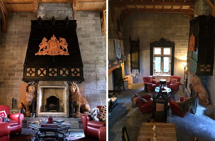 Great Room Leary Castle _Ramsgard