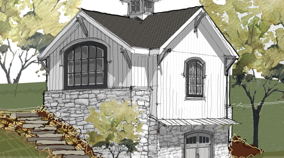 Cottage Barn _Ramsgard