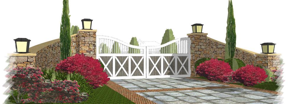 estate-gate Site Development _Ramsgard