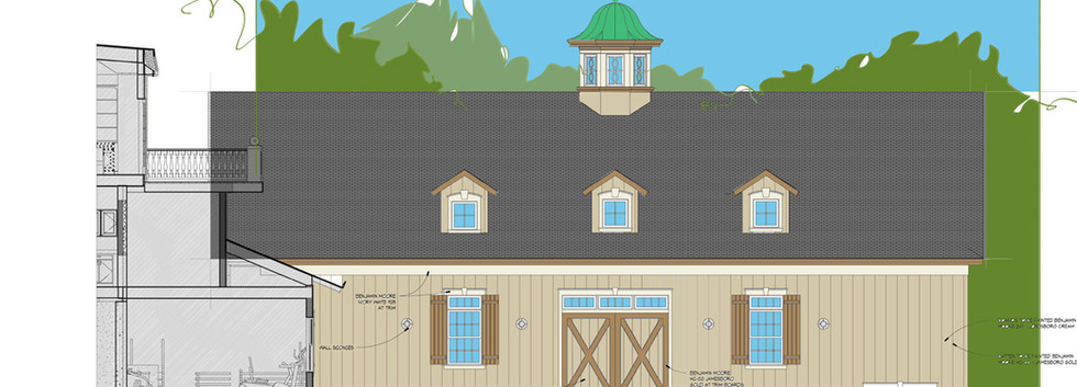 Farm barn shutters _Ramsgard