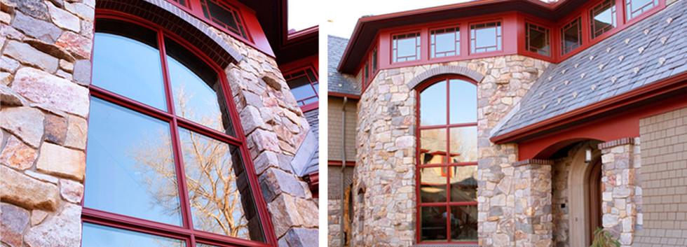 Window details East Lake Arts & Crafts Skaneatele_Ramsgards