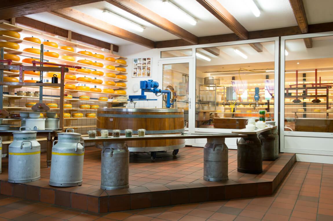 cheese tour demoBryne Agro Tourism Center_Ramsgard