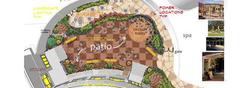 Crescent-CourtyardSite Development _Ramsgard
