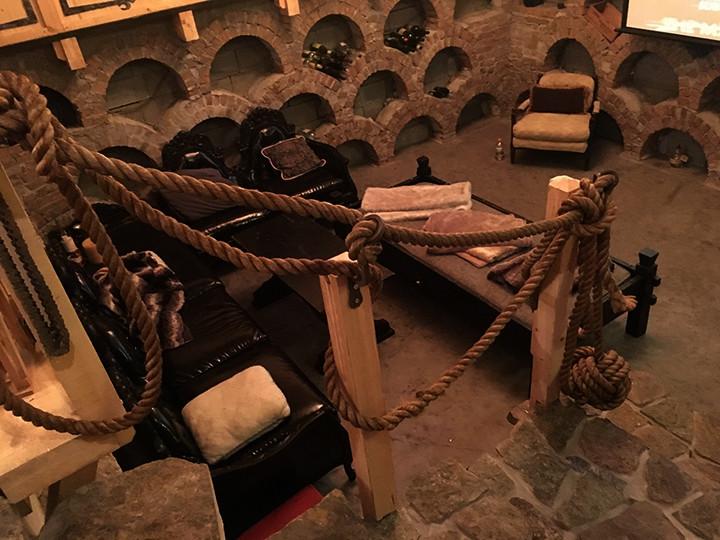 Wine cellar Leary Castle _Ramsgard
