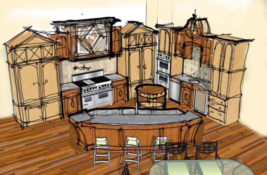 Logan Park Lofts Kitchen_Ramsgard