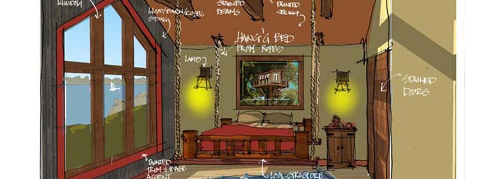 rustic bedroom render_Ramgard