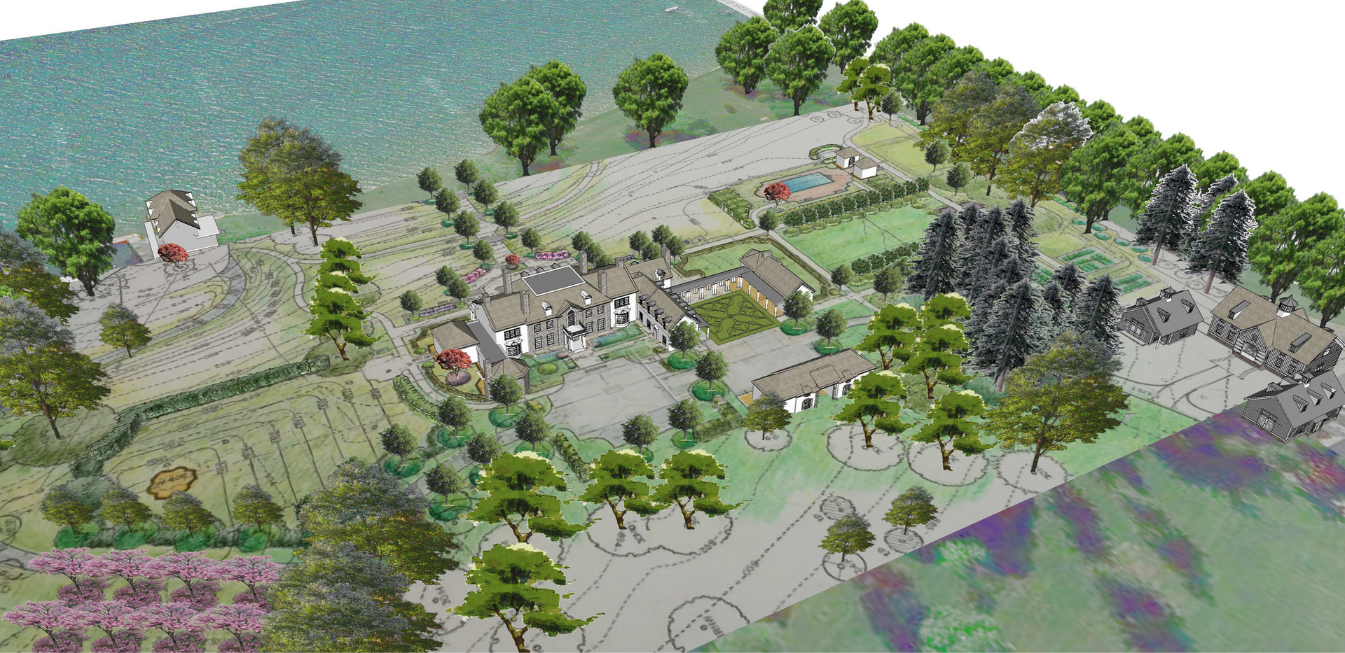 Lake Lawn Site Plan_Ramsgard