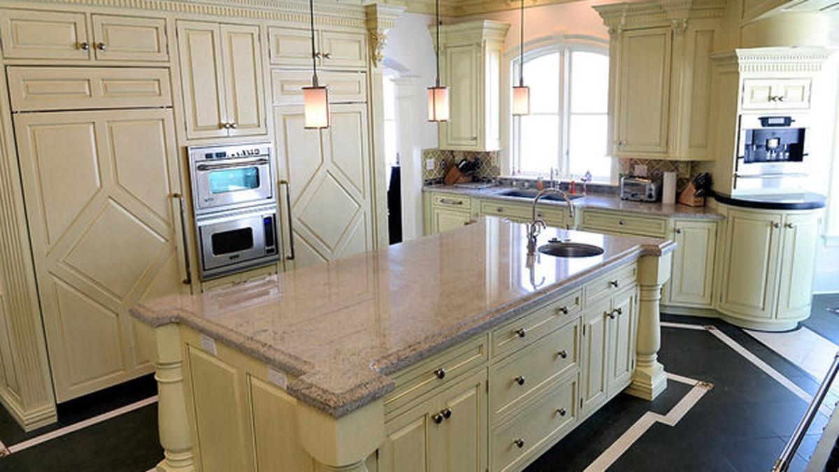 White Kitchen_French Country_Skaneateles _Ramsgard