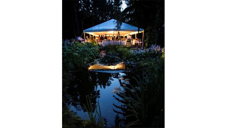 Tent Mirbeau Inn & Spa _Ramsgard