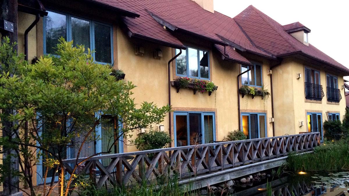 Mirbeau Inn & Spa _Ramsgard Exterior