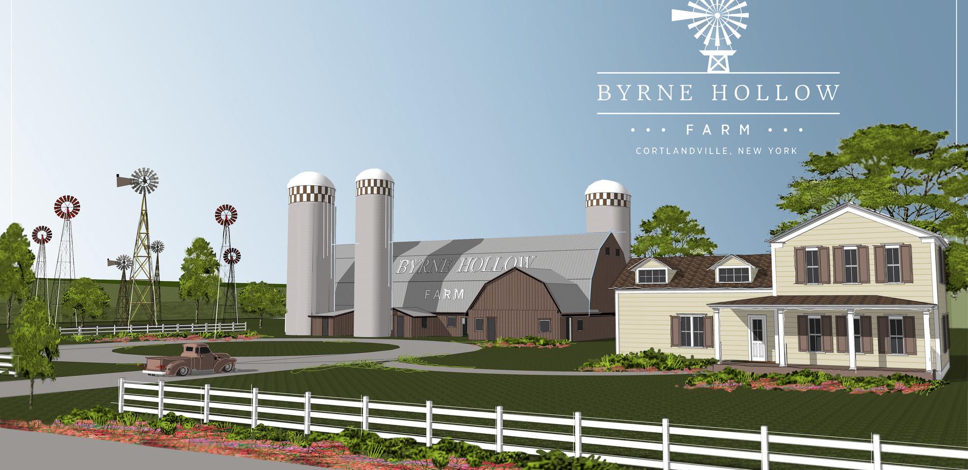 Byrne Hollow Farm & House_Ramsgard