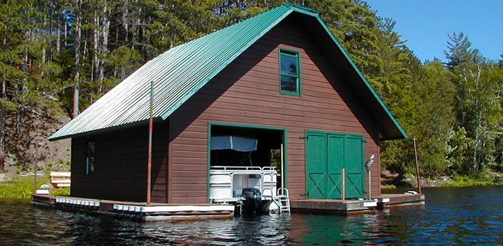 Fox Hill Boat House_Ramsgard
