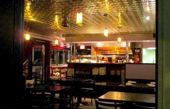 Interior Maxie's Supper Club Ithaca_Ramsgard
