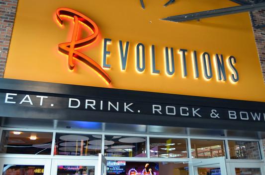 Entrance Revolutions Destiny USA Bowling_Ramsgard