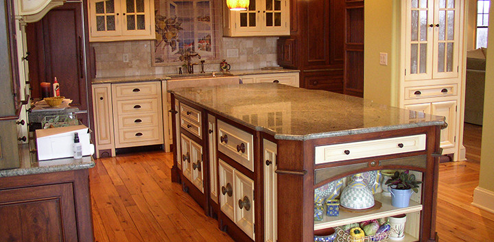 French Country Kitchen_Ramsgard