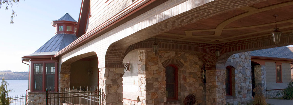 Portico Rotunda East Lake Arts & Crafts Skaneatele_Ramsgards