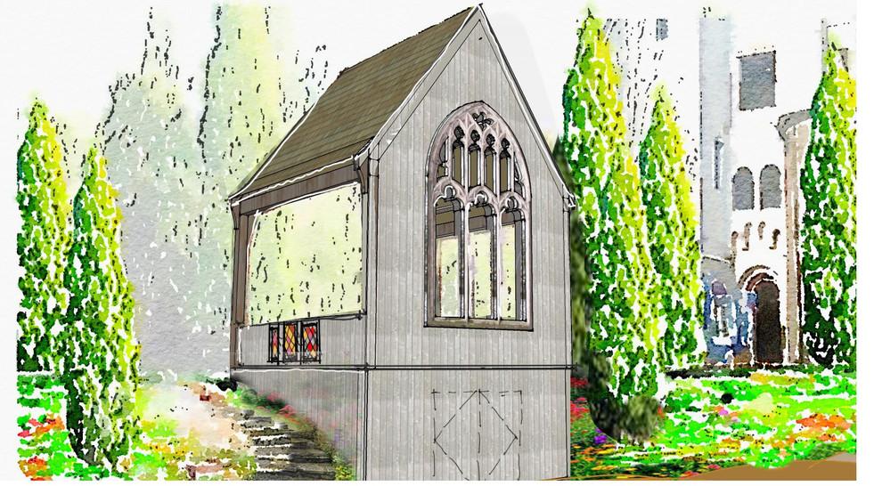 Wawbeek Wedding Chapel _Ramsgard