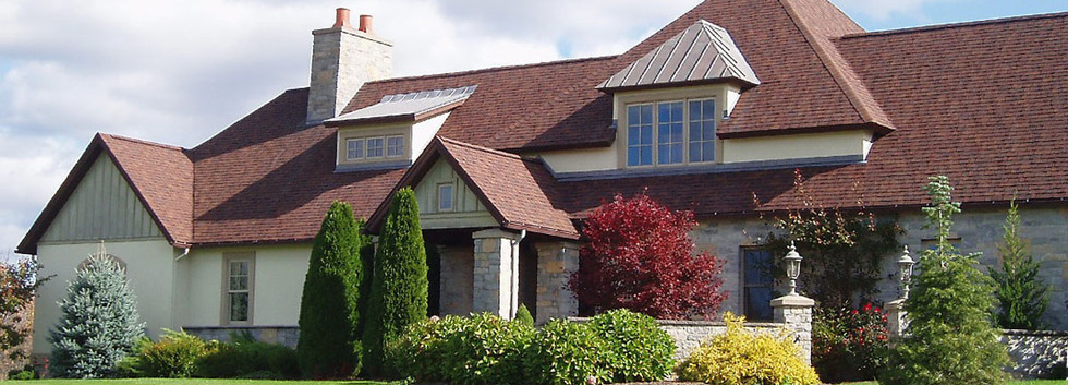 Front Elevation French Country Skaneateles._Ramsgard