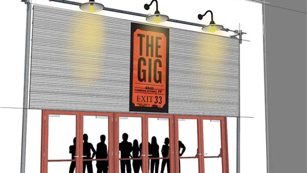 the gig at exit 33 Verona_Ramsgard