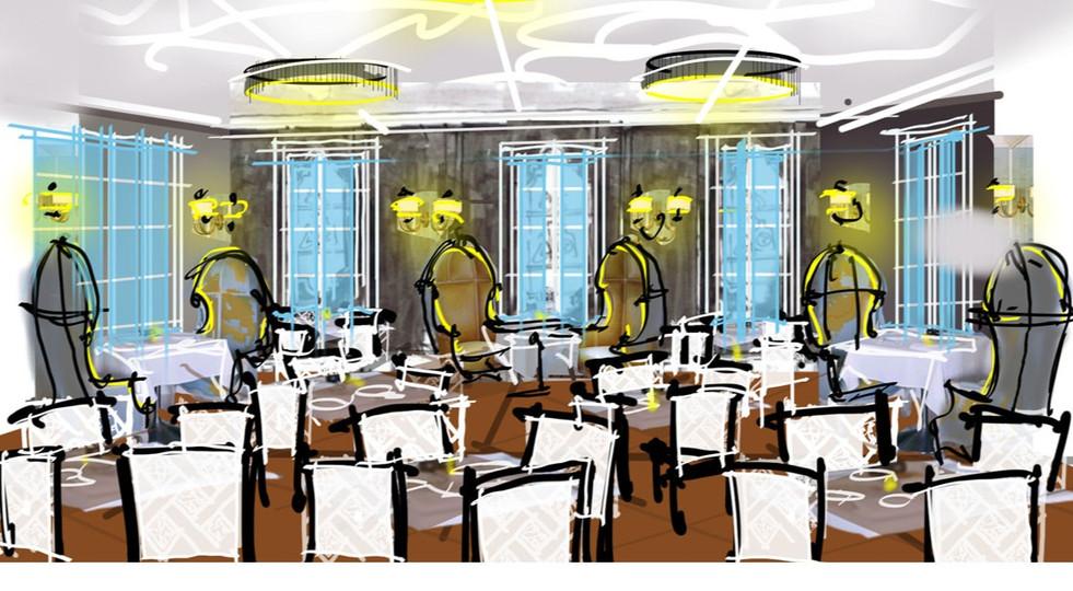 Dining room The Krebs Skaneateles FineDining_Ramsgard