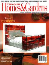 European Home & Garden July