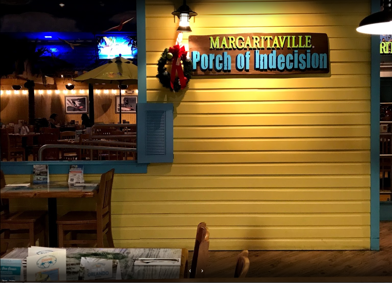 Porch of Indecision Render Margaritaville Destiny USA JImmy Buffet_Ramsgard
