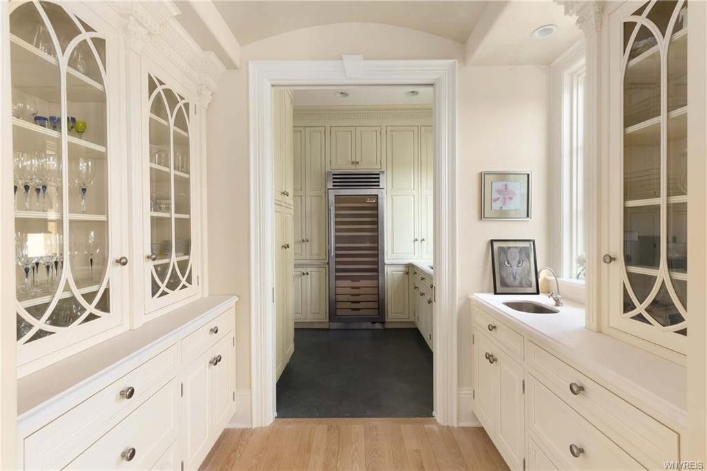 French Country Chateua_Pantry Entry_Ramsgard