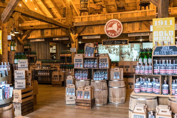 Store 1911 Established Distillery Lafayette NY_Ramsgard
