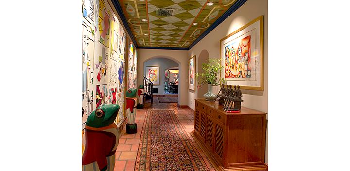 Cool Art Hallway_Ramsgard
