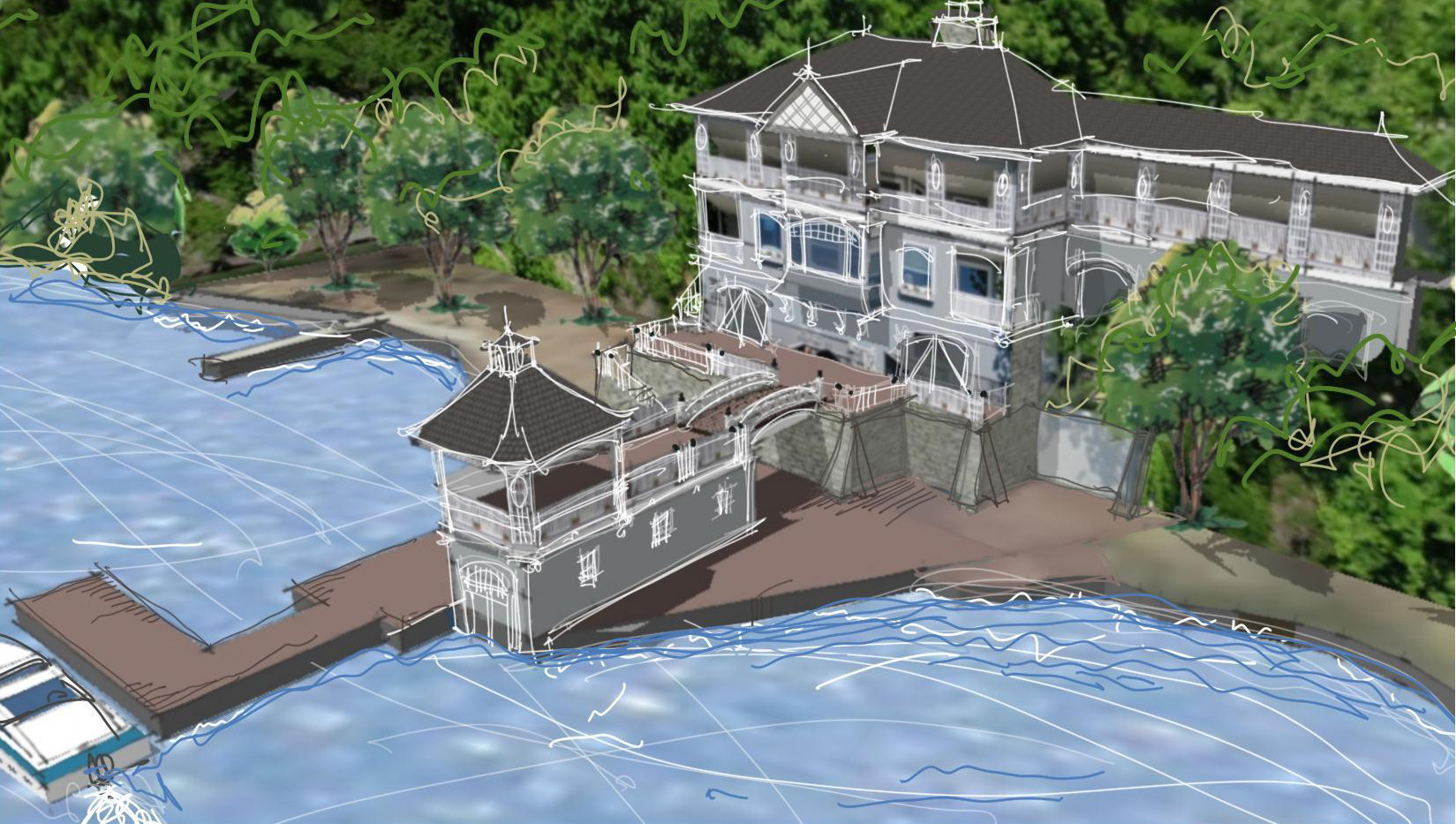 Lake  House_Ramsgard