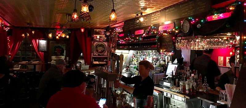 Bar Interior Maxie's Supper Club Ithaca_Ramsgard