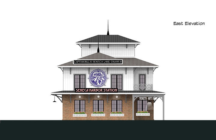 East Seneca Harbor Station_Ramsgard