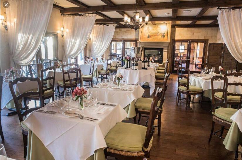 New Dining Mirbeau Inn & Spa _Ramsgard