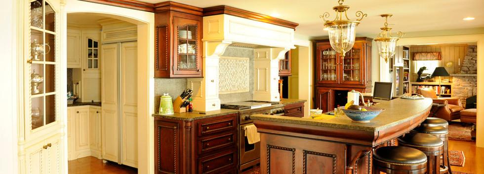 Custom Kitchen Skaneateles_Ramsgard