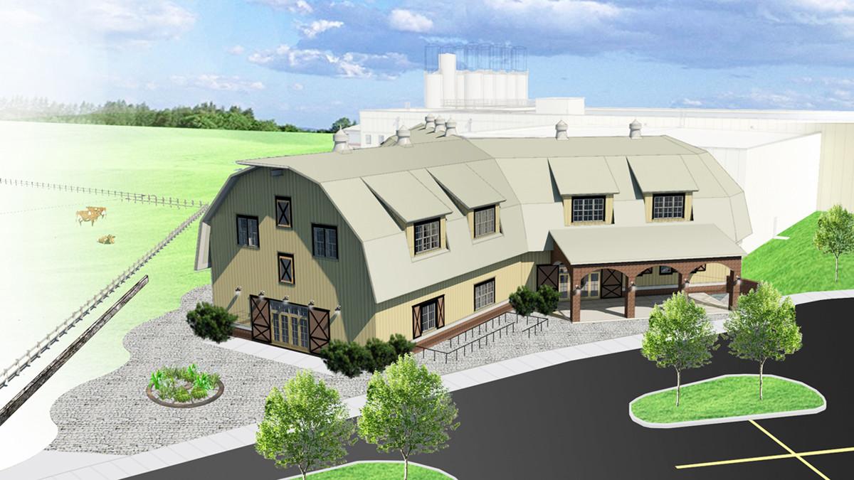 Byrne Agro Tourism Center_Ramsgard