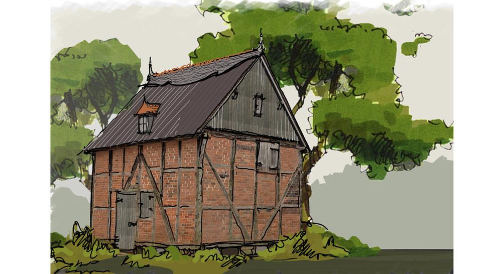 english barn _Ramsgard