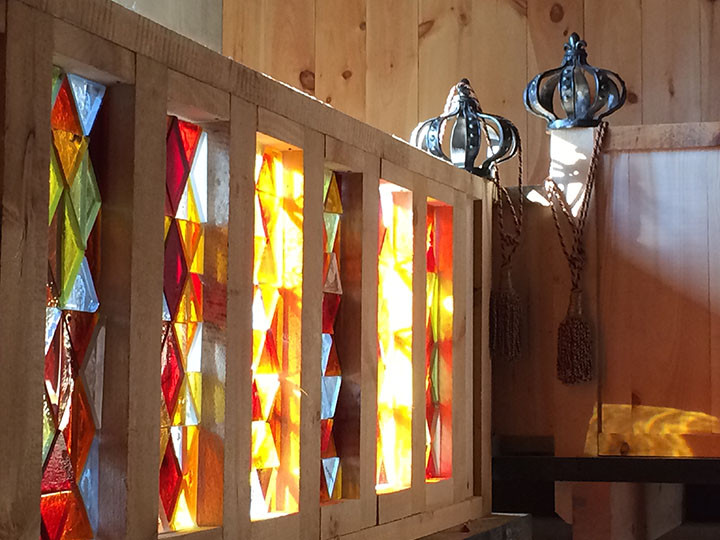 Adirondack Castle Stained Glass _Ramsgard