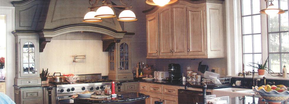 French Country Kitchen Skaneateles_Ramsgard