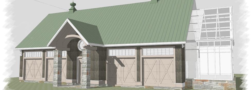 Residential Barn _Ramsgard