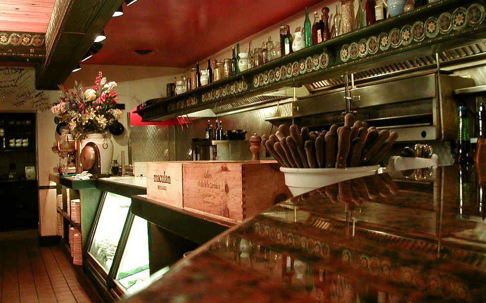 Kitchen Rosalie's Skaneateles_Ramsgard