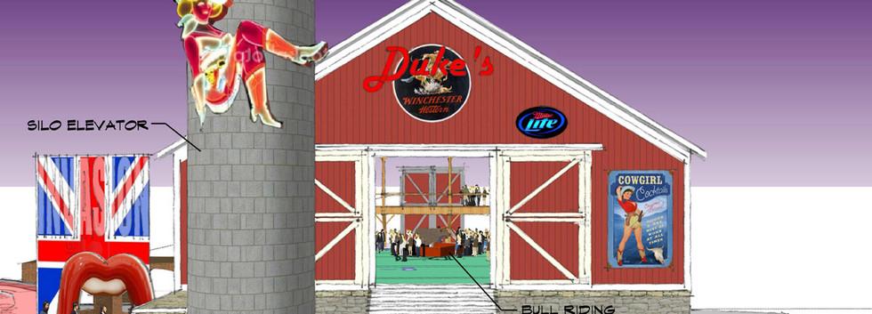 countrywesternfacade rendering_Ramsgard
