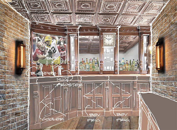 Back Bar English Lakehouse_Ramsgard