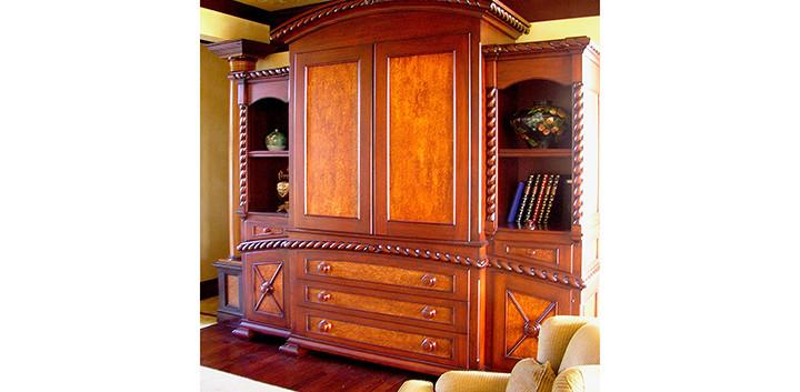 Custom Cabinet_Armoire_Ramsgard