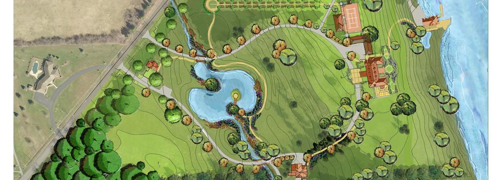 Lake Lawn Site Development _Ramsgard