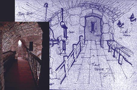 Savanah Dhu Cellar Walkway _Ramsgard