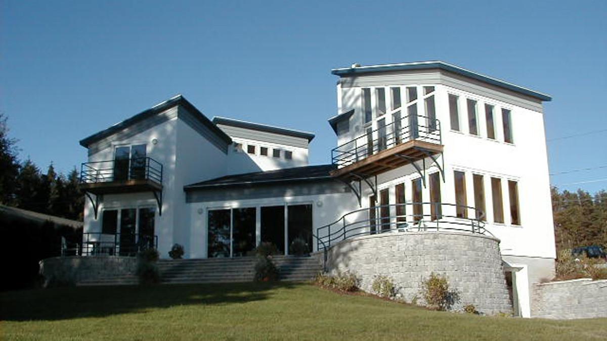 Contemporary Modern  House_Ramsgard